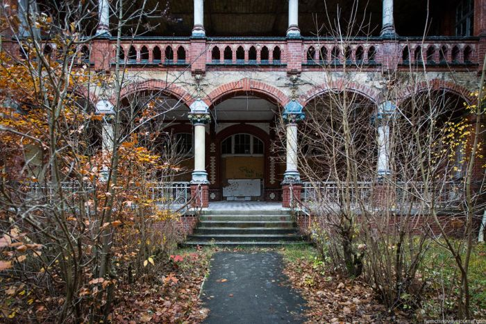Abandoned Hospital Beelitz Heilstaetten