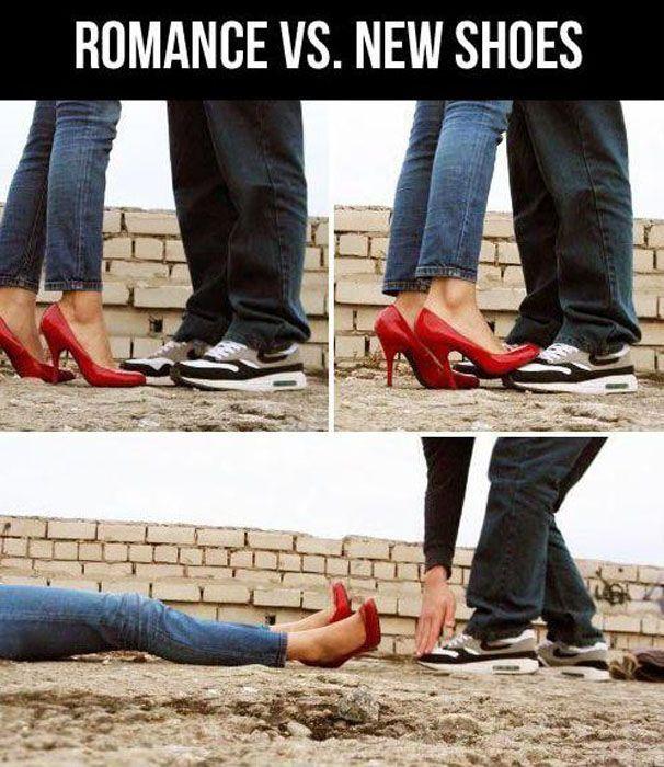 New Age Romantic Gestures