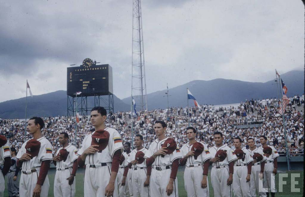 Venezuela, 1953 - the second USA