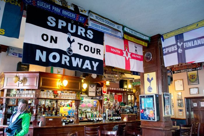 London Fan Pubs