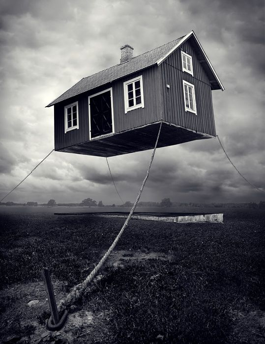 Surreal Photos by Erik Johansson