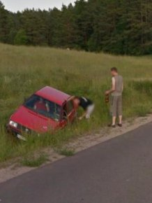 Google Street View Lithuania