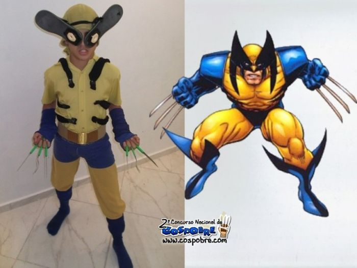 Hilarious Home Made Cosplay Costumes