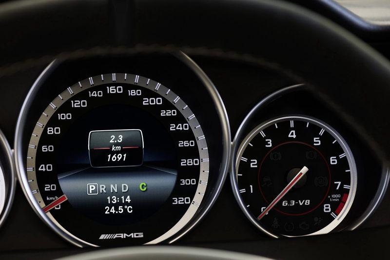 Mercedes-Benz C63 AMG Edition 507, part 507