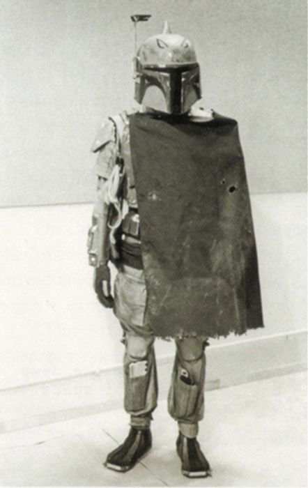 Dressing a Bounty Hunter