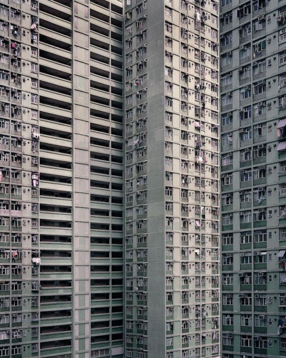 Architecture of Density