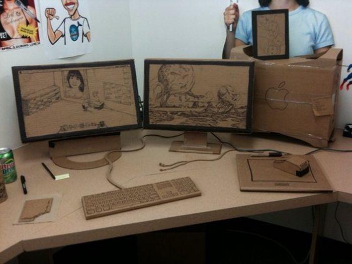 Nice Office Prank
