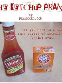 The Ketchup Prank