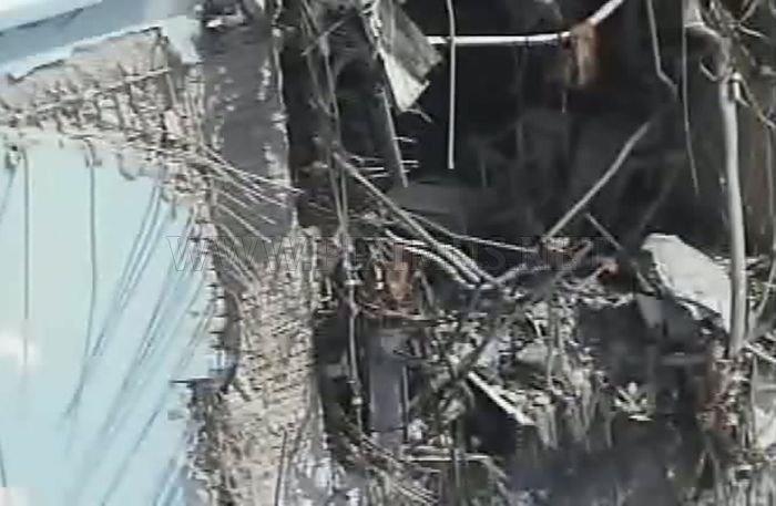 Inside The Fukushima Nuclear Plant