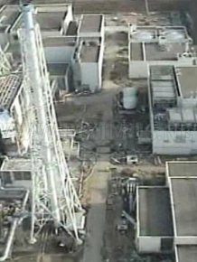 Inside The Fukushima Nuclear Plant