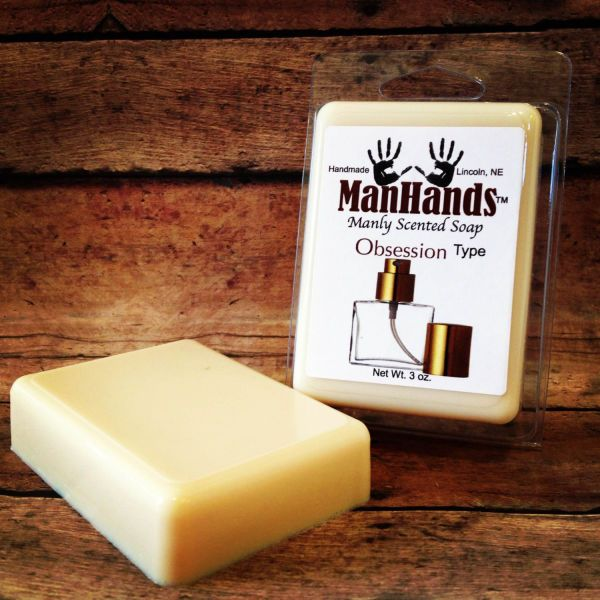 ManHands, Manly-Scented Soaps