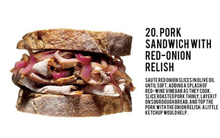 Awesome Sandwiches