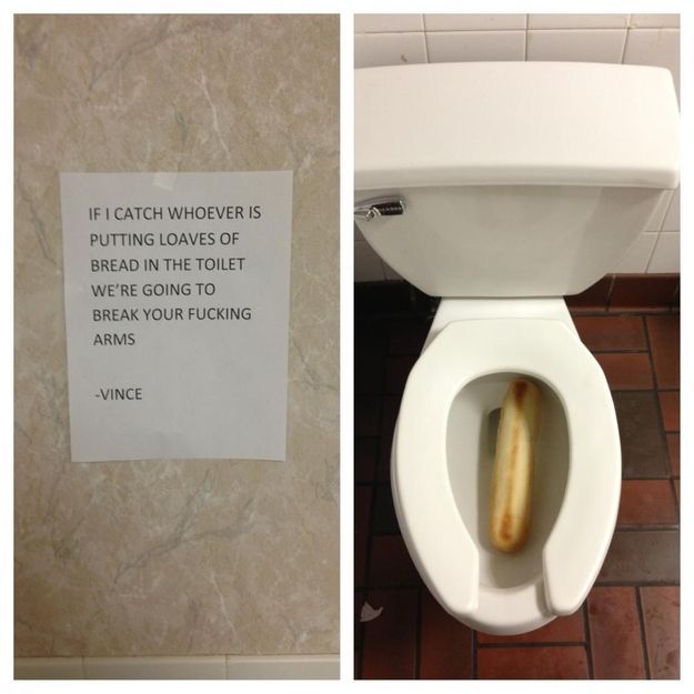 Funny Responses To Passive Aggressive Notes