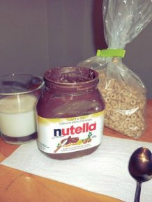 What to Do with an Almost Empty Nutella Jar