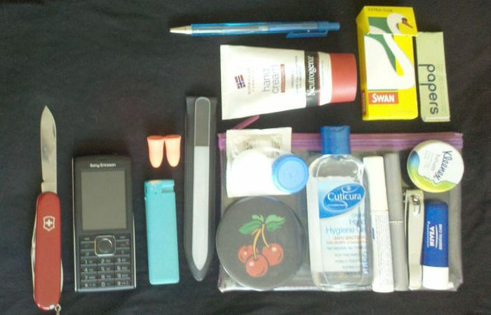 Personal Possessions of Random People