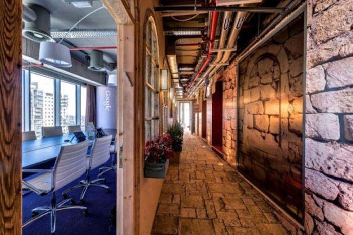 New Google Office in Tel Aviv