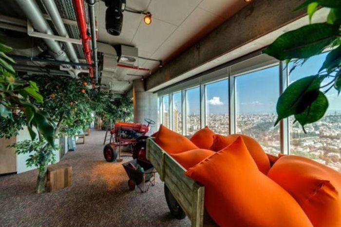 New Google Office in Tel Aviv