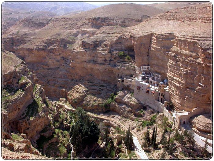 Mountain Temples
