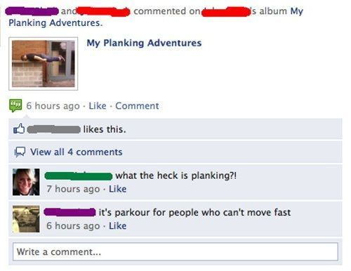 Facebook Fails and Wins, part 4