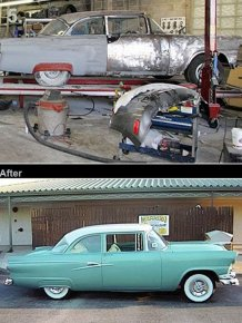 New Life of the Old Cars
