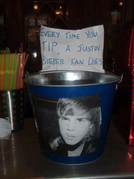 Creative Tip Jars