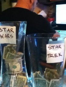 Creative Tip Jars