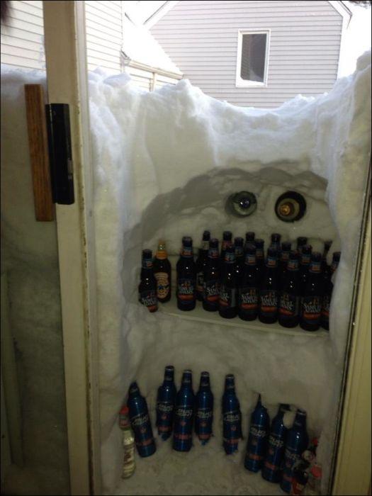 Snow Storm Nemo