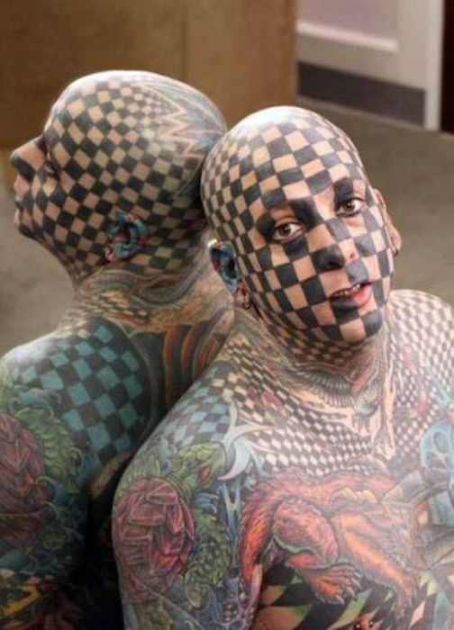 Tattoo Freaks