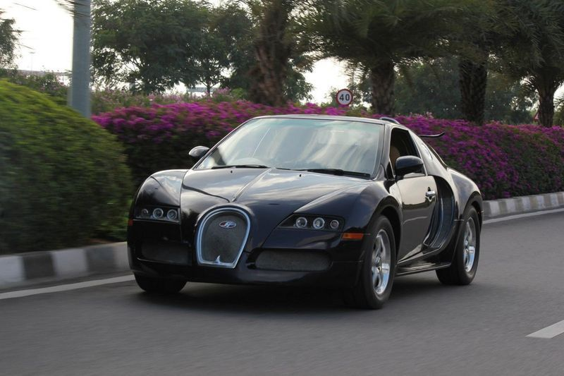 Bugatti Veyron From India Vehicles