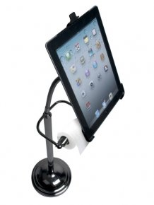 iPad Stand for Your Bathroom