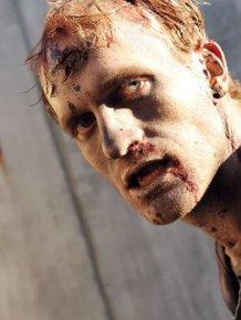 Prison Set of The Walking Dead