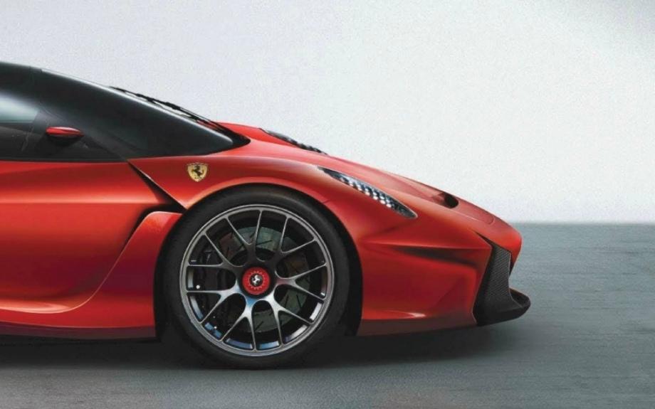 Ferrari F70 Concept