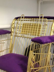 Shopping Cart Throne