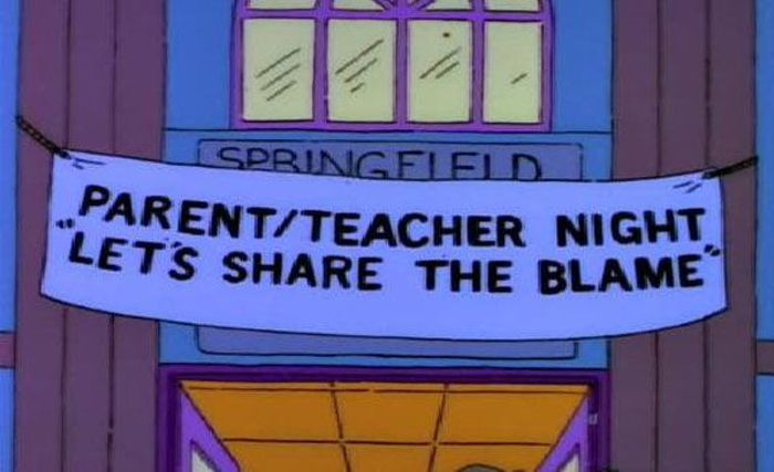 Funny Signs From The Simpsons, part 2