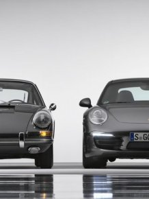 Porsche 911 celebrates its 50th anniversary