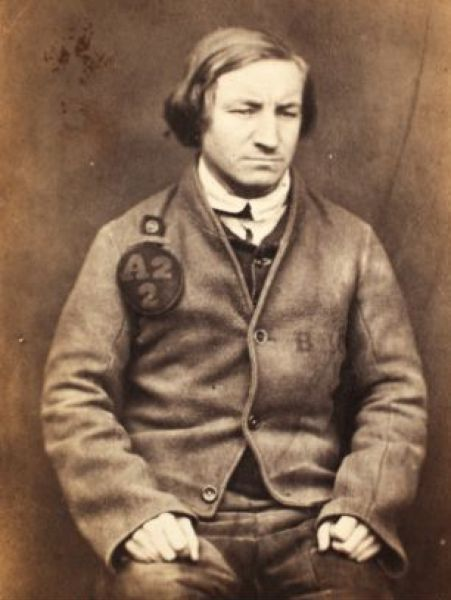150-year-old Mugshots