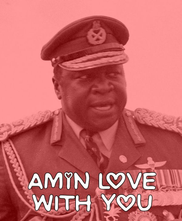Tyrannical Valentine's Day Cards