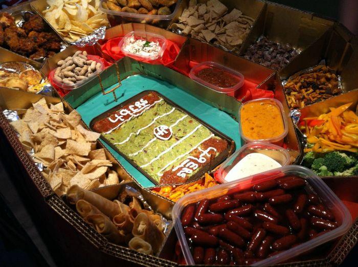 Candlesnack Park Food Staduim