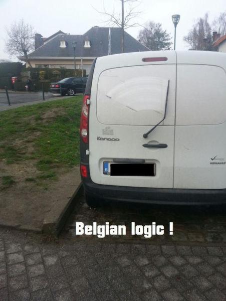 Logic? Not Here