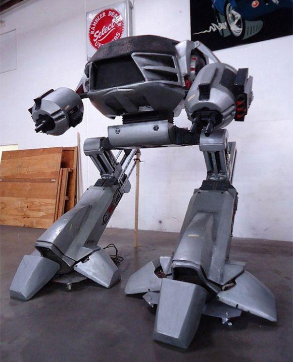Full Size Robocop ED-209