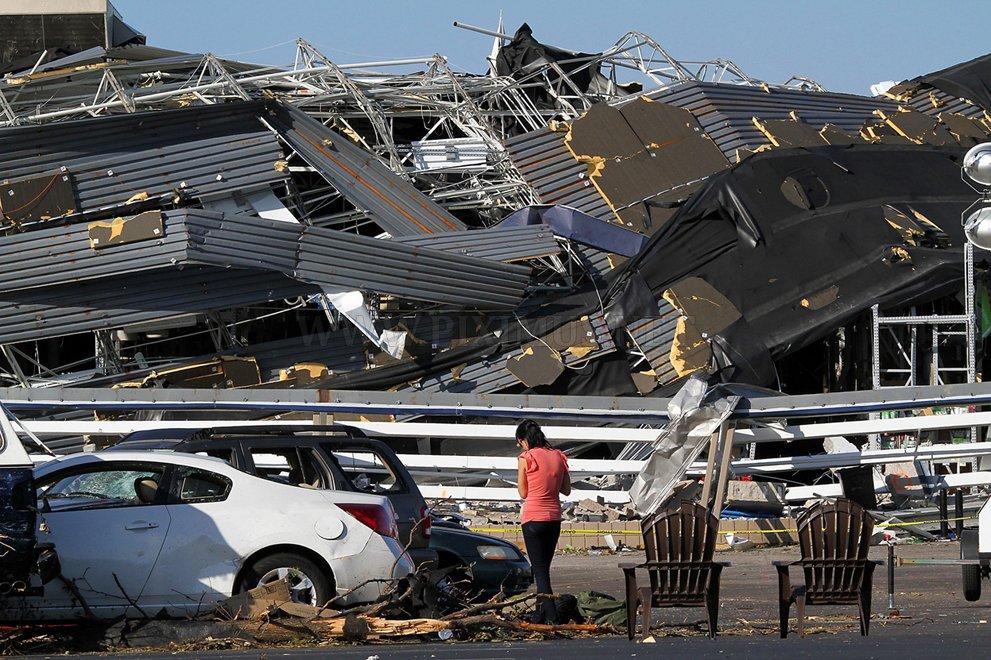 Devastating North Carolina Tornado | Others