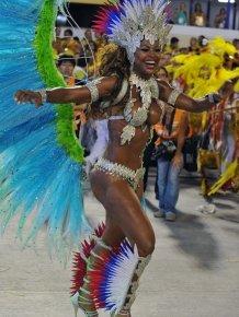 Carnival in Rio 2013