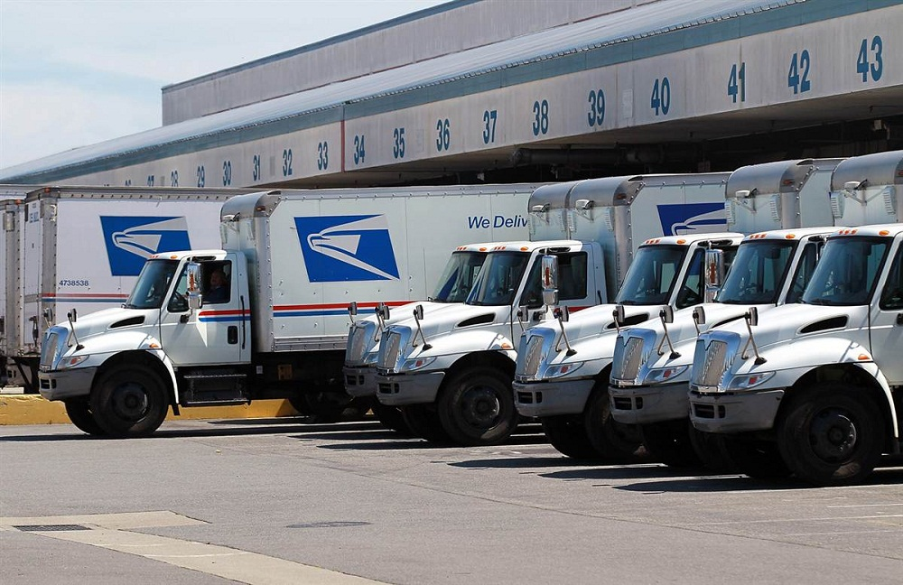 U.S. Postal Service - Then and Now