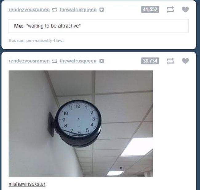 Funny Tumblr Coincidences, part 2