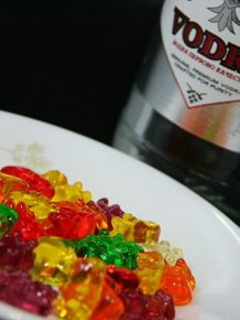 Vodka Gummy Bears