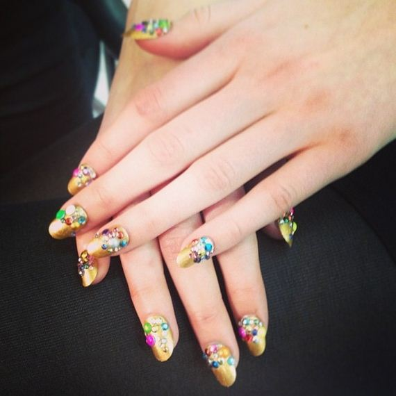 Nail Ideas From New York Fashion Week