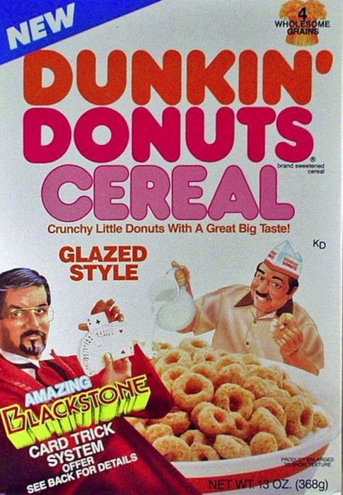 Cereals From The '80s That Don't Exist Anymore