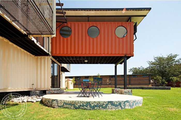 Container House, part 2