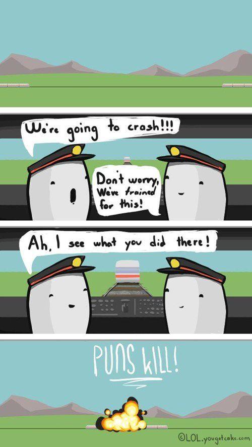 Funny Puns, part 3