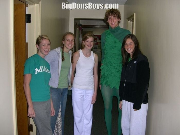 It Sucks to Be Tall